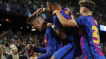 Tarihe geçen maç! Barcelona'da bir ilk...