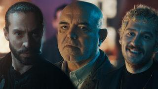 Çukur'un oyuncuları Üç Kuruş'ta buluştu!