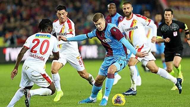 Göztepe Trabzonspor maçı canlı izle!