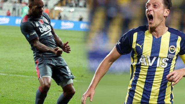 ''Mesut Özil Beşiktaş'a, Alex Teixeira Fenerbahçe'ye!''
