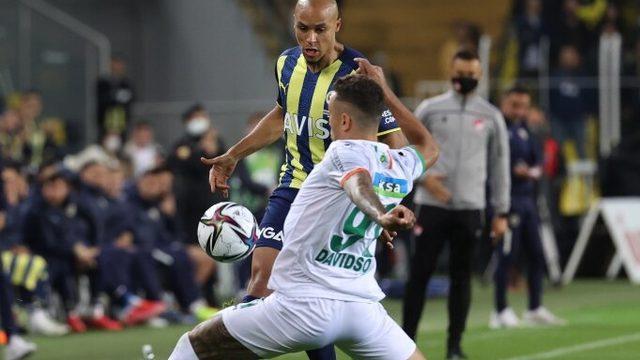 Fenerbahçe Alanyaspor maçı geniş özeti ve golleri!
