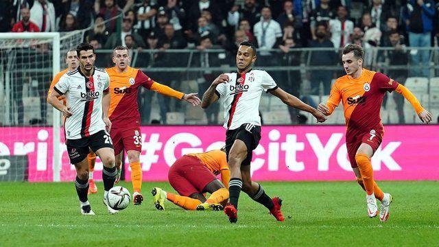Beşiktaş Galatasaray maçı canlı izle!