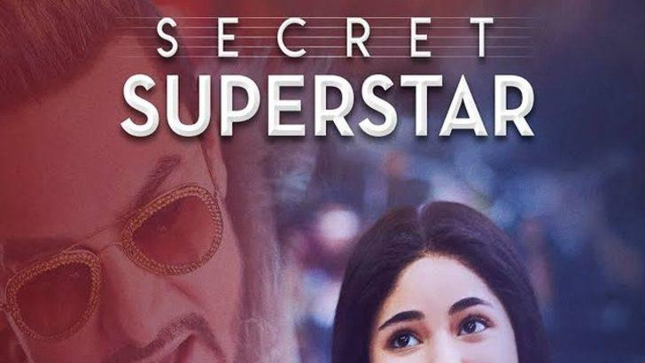 Secret Superstar Ne Zaman Vizyona Giriyor Aamir Khan Yeni Filmi