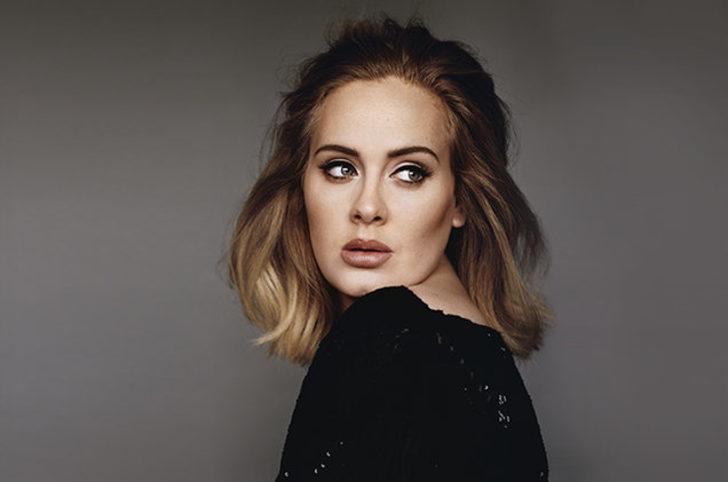 Ünlü şarkıcı Adele'in acı günü! Babası kansere yenik düştü