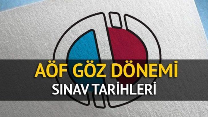 AÖF sınav tarihleri: Vize sınavları ne zaman? Güz dönemi ara sınav tarihi için geri sayım!