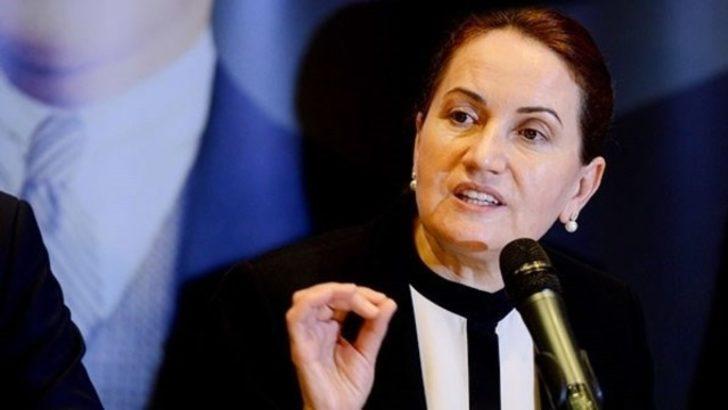 Anneler gününde Meral Akşener'den dikkat çeken tweet