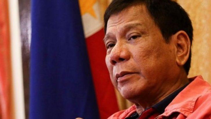 Duterte'den cihatçılara tehdit: Hayvanlaşırım, ciğerinizi yerim