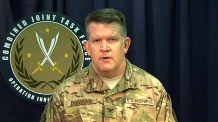 IŞİD karşıtı koalisyonun sözcüsü: TSK operasyona bir saat kala haber verdi