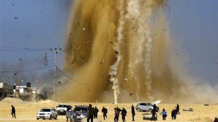 İsrail Gazze'ye saldırdı, Hamas'tan tehdit gibi yanıt geldi