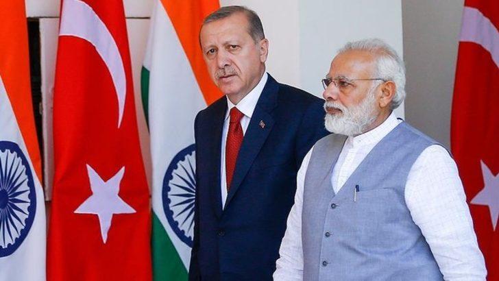 Erdoğan: Hindistan'ın FETÖ'yü ülkeden tamamen çıkaracağına inanıyorum