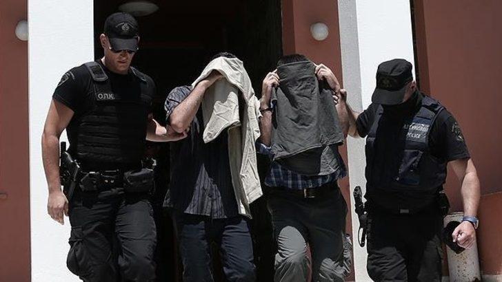 Yunanistan'a kaçan 8 darbeci askerin iadesi hakkında karar günü