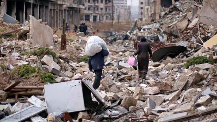 Dışişleri: 'Suriye'de ateşkes bu gece başlıyor'