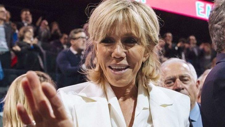 Fransa'nın yeni first lady'si Brigitte Macron'un 'gençlik' ve 'güzellik' sırrı