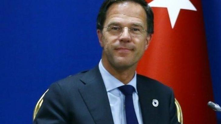 Hollanda Başbakanı'ndan son dakika yaptırım açıklaması