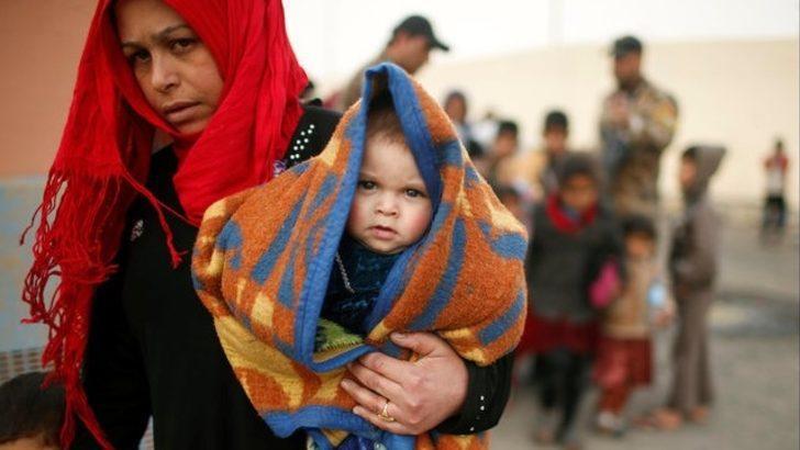 Musul'da yolun sonu geldi: Hepsi ölecek