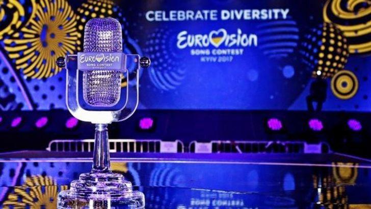 Eurovision için geri sayım