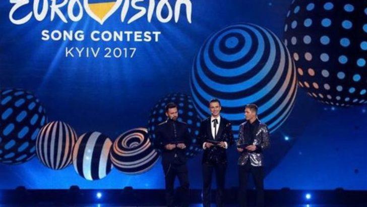 Ev sahibi Eurovision'dan çekildi