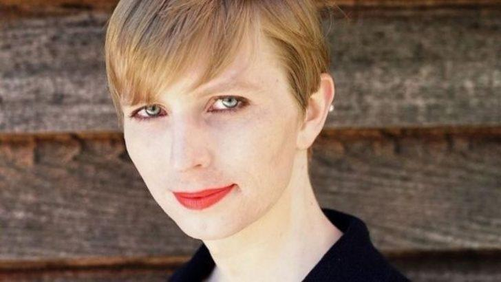 Chelsea Manning'den 'işte, burdayım' paylaşımı