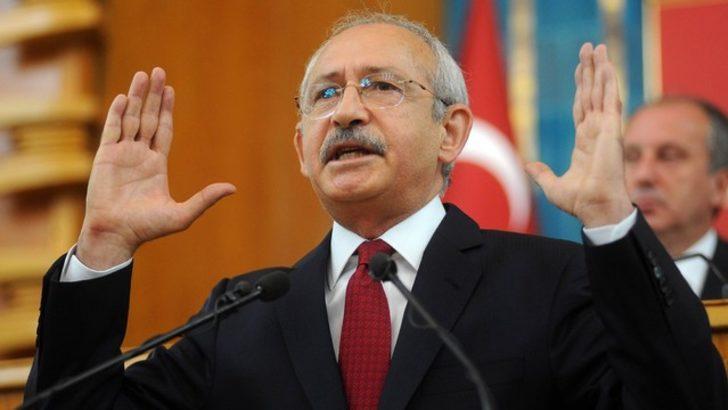 Kılıçdaroğlu: Sözcü'ye operasyon Türkiye'ye operasyondur