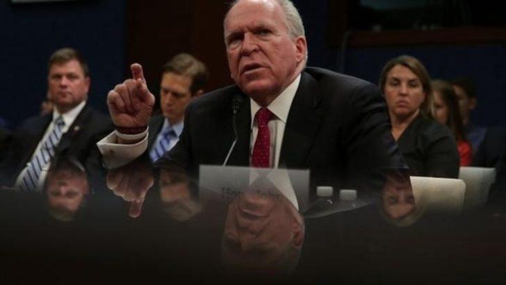 Brennan: Rusya ahlaksızca ABD Başkanlık seçimlerine müdahale etmiştir