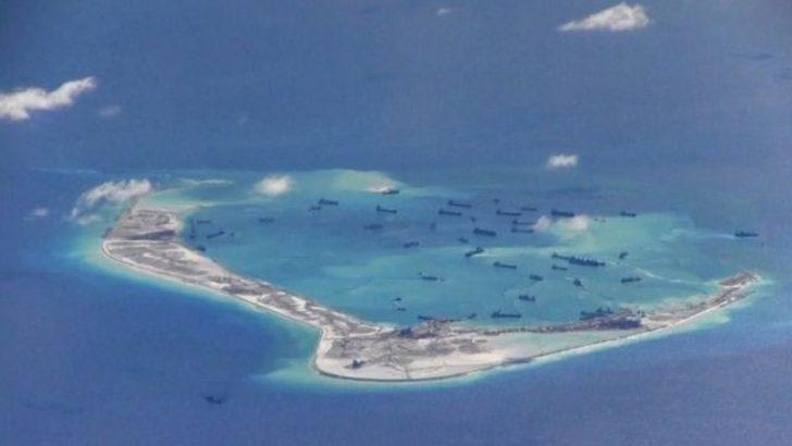ABD savaş gemisi Güney Çin Denizi'nde Pekin'e meydan okudu