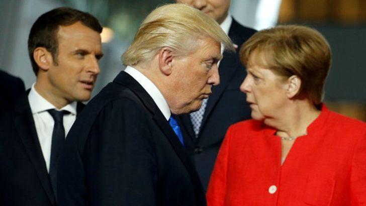 Almanlar Trump'tan korkuyor…
