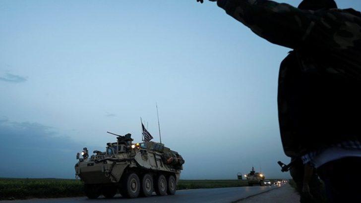 ABD, YPG'ye 70 TIR dolusu silah ve füze gönderdi