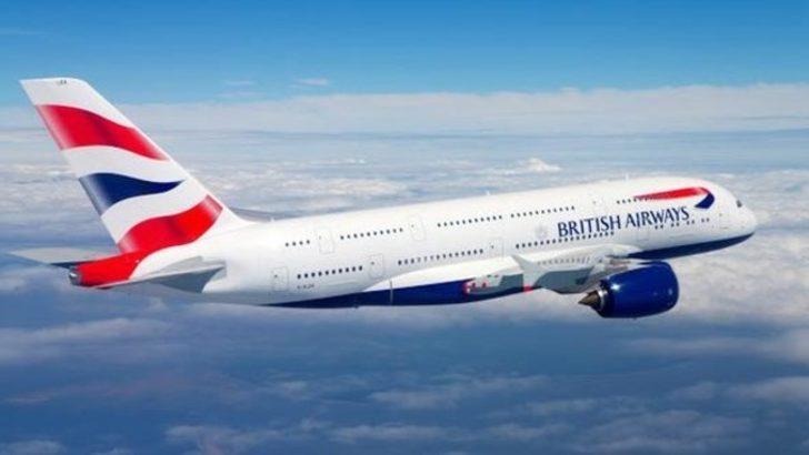 British Airways uçuşları yeniden başladı