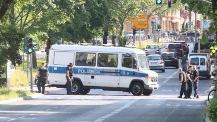Almanya'da bomba alarmı: Şüpheli araç paniği