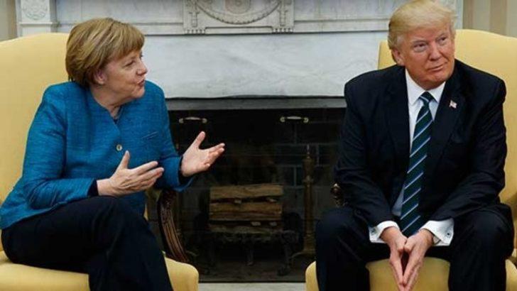 Beyaz Saray'dan 'Almanya' açıklaması