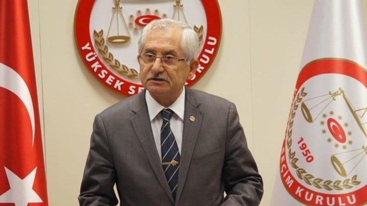 Adalet Bakanı Bozdağ ve YSK Başkanı Güven'den son dakika referandum açıklaması