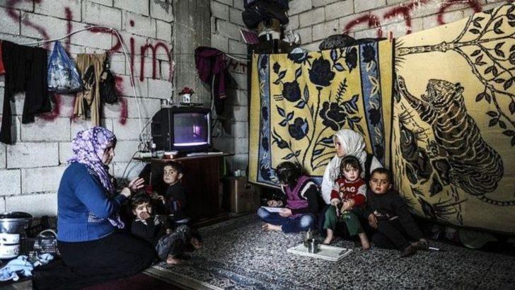 Suriyeli göçmenlerin illere göre dağılımı