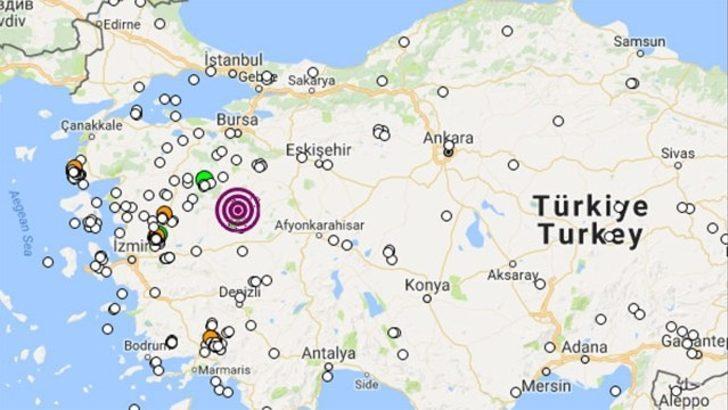 Son depremler: Manisa'da art arda şiddetli depremler! İzmir'de de hissedildi!