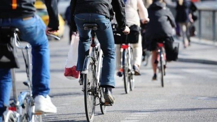 İşe bisikletle gitmek kanser riskini 'yarıya indiriyor'