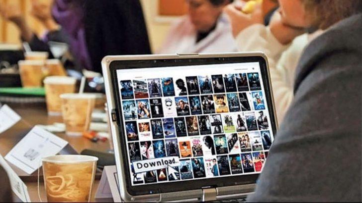 Torrent filmleri başınıza iş açabilir: İnternetten film