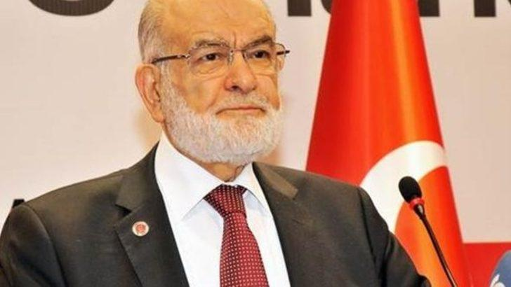 Saadet Partisi lideri Karamollaoğlu'ndan ilk referandum yorumu