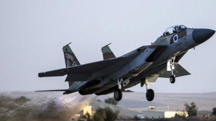 Suriye ordusu duyurdu: İsrail jetlerini vurduk