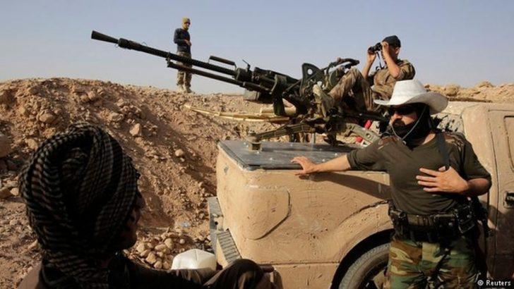 Musul operasyonunda bir ilk: Devlet televizyonu binası IŞİD'den alındı