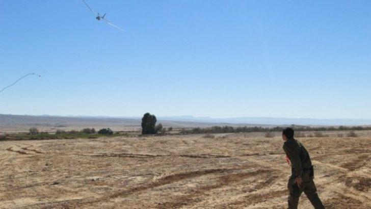 İsrail doğruladı: Drone düşürüldü
