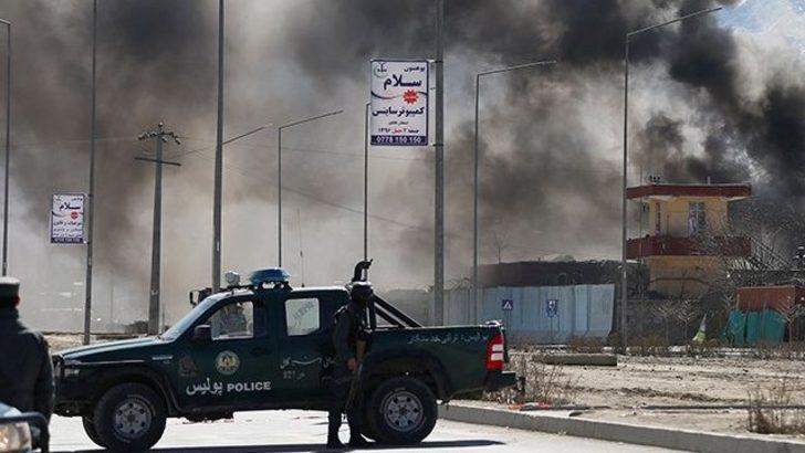 Afganistan'da son dakika katliam gibi terör saldırı!