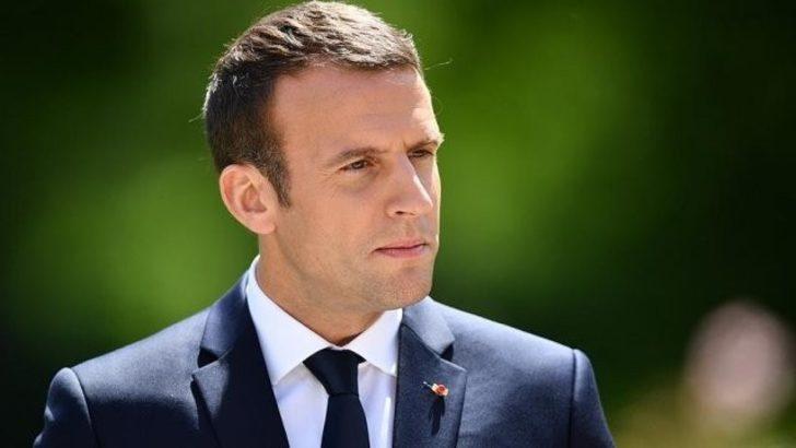 Macron'un partisinden Fransa'ya 'siyaseti yenileme sözü'