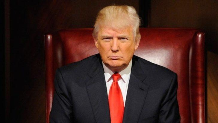 Trump soruşturma altına alındığını itiraf etti