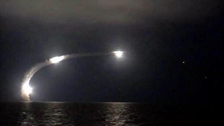 Rusya sadece Türkiye ve İsrail'e haber vererek DEAŞ hedeflerini vurdu