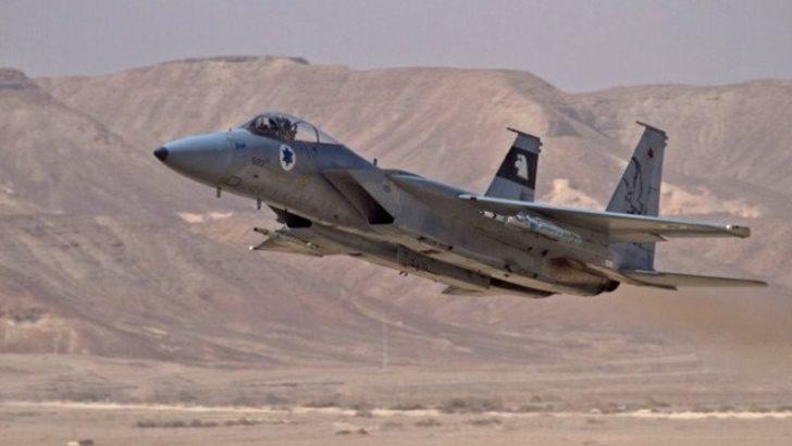 İsrail yine saldırdı! Amaç terör örgütüne destek mi?