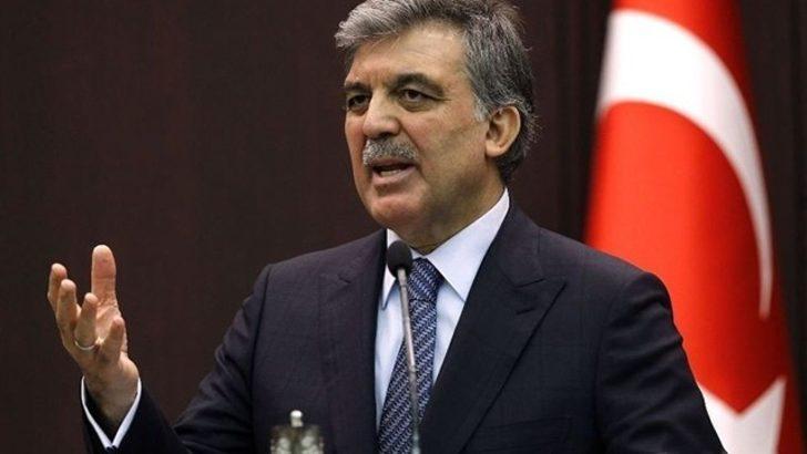 Abdullah Gül'den AK Parti'ye KHK tepkisi: Kaygı verici