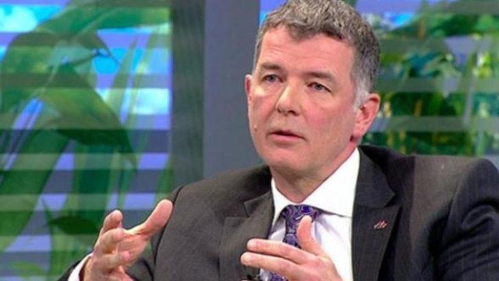 İngiltere Büyükelçisi Moore'dan THY Genel Müdürü Bilal Ekşi'ye tebrikk
