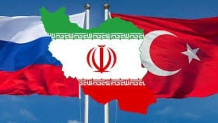 Rusya, Türkiye ve İran'dan görüşmelere devam kararı