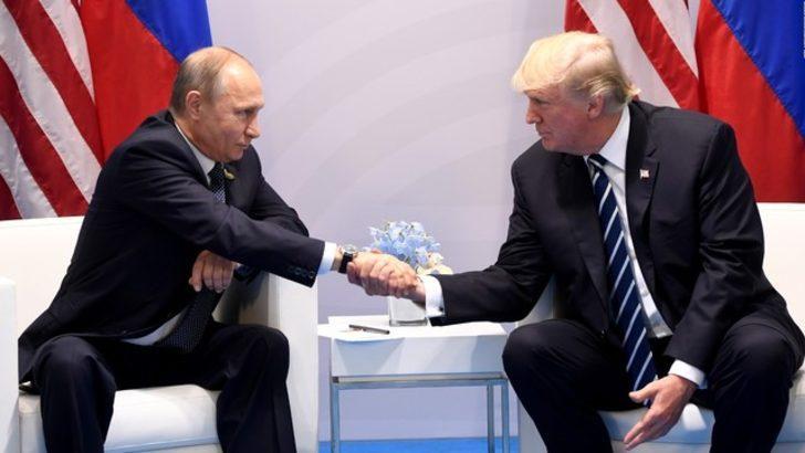 Putin ile Trump anlaştı! Bugün başlıyor...