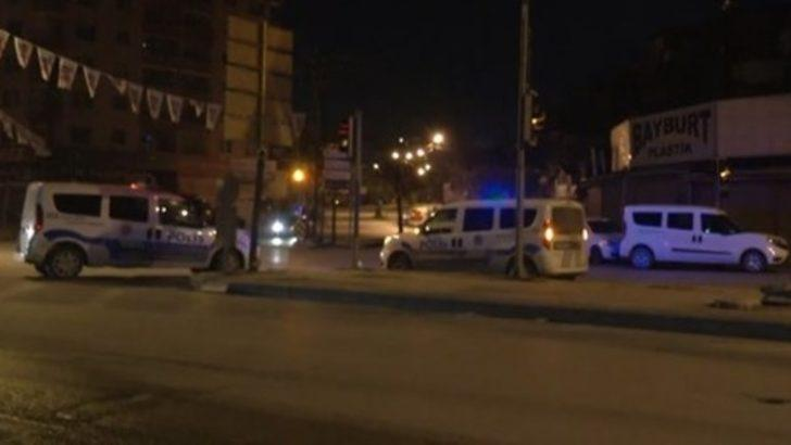 Ankara'da polise ateş açıldı