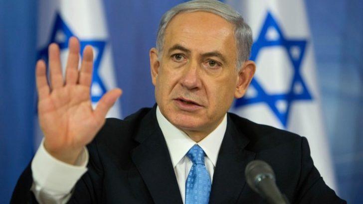 İsrail Başbakanı'ndan olay 'Osmanlı' sözleri